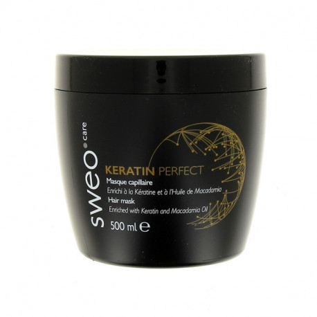 Masque Keratin Perfect 500 ml - Sweo Care