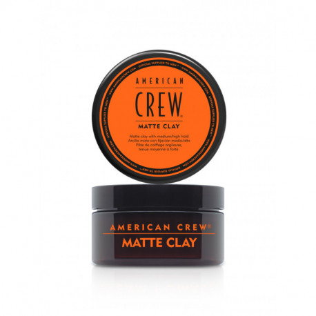 Matte Clay American Crew 90 ml