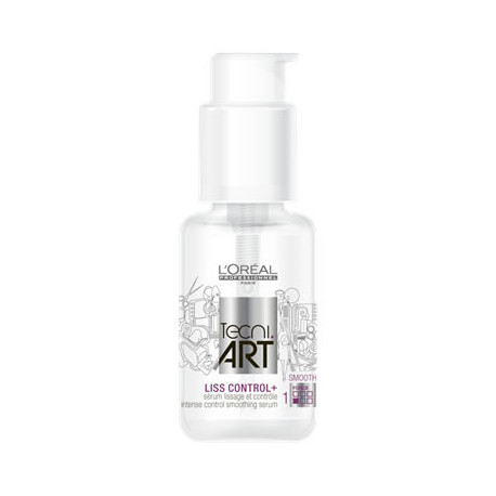 Sérum lissage, Tecni Art Liss Control Plus 50 ml