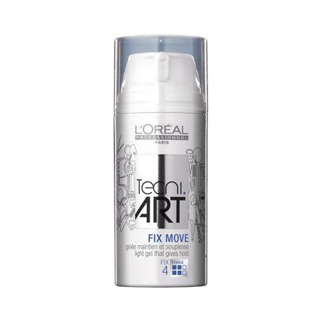 Gel Fix Move Tecni Art 150 ml