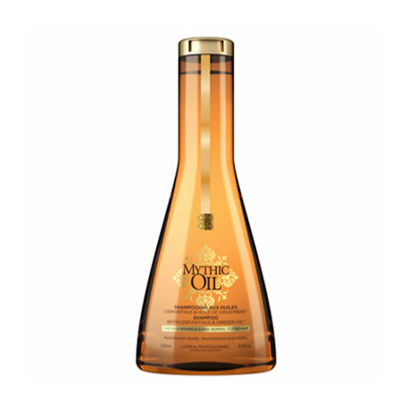 Shampooing cheveux normaux à fins Mythic Oil 250 ml