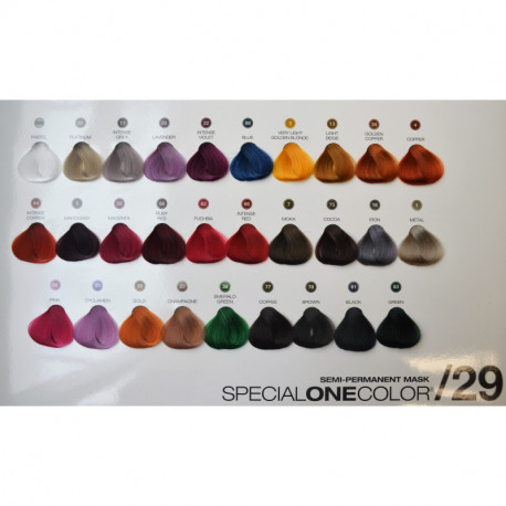 Special One Color 81 Black 200 ml