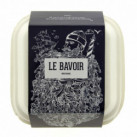 LE BAVOIR, Le tablier à barbe