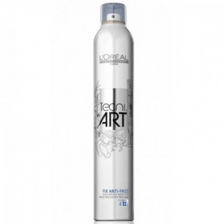 Spray anti-frizz fix Tecni Art 400 ml