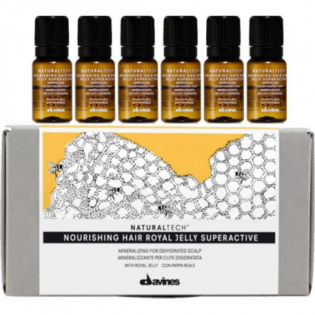 Nourishing Hair Royal Jelly Superactive 6x8ml 6x8 ml