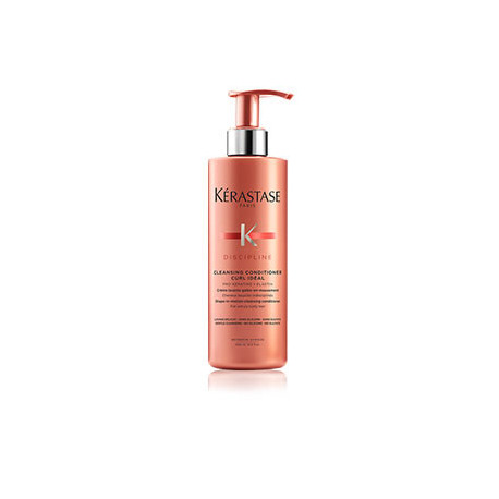 Cleansing Conditionner Curl Idéal, Discipline 400 ml