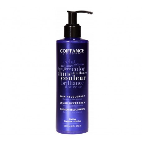 Soin recolorant Coiffance, Platine 250 ml