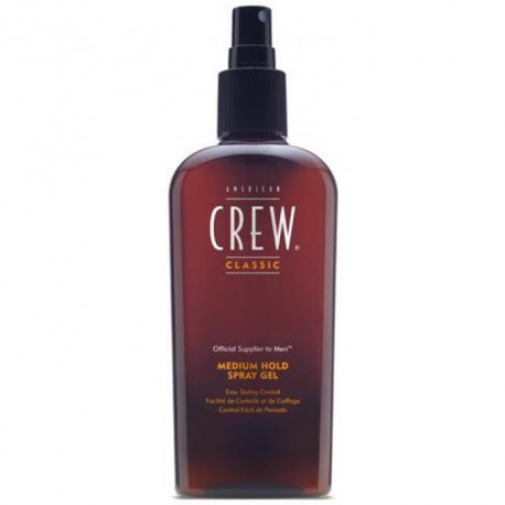 MEDIUM HOLD SPRAY GEL 250 ml