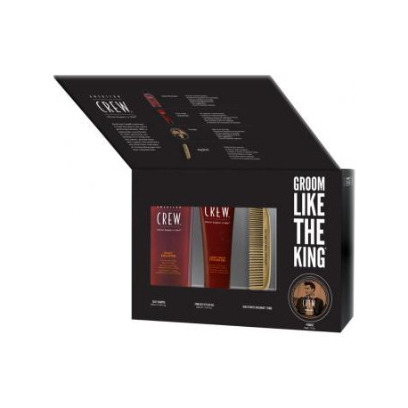 Coffret Groom Like the King