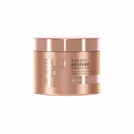 Masque Keratin Restore All Blondes BlondMe Schwarzkopf 200ml