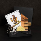 "Coffret ""Barbu en or"""