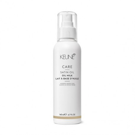 Satin Oil Lait à base d'huile 140 ml, Care