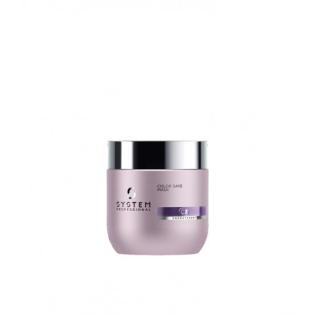 Masque color save C3 System Professional 200 ml