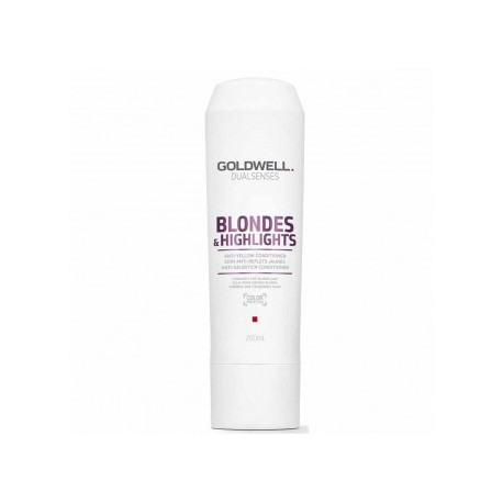 Dualsenses - Blondes & Highlights Soin Anti-Reflets Jaunes 200 ml