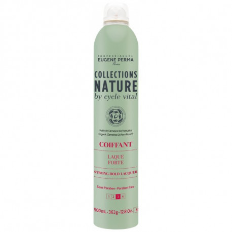 Laque Forte Collections Nature Eugène Perma 500 ml