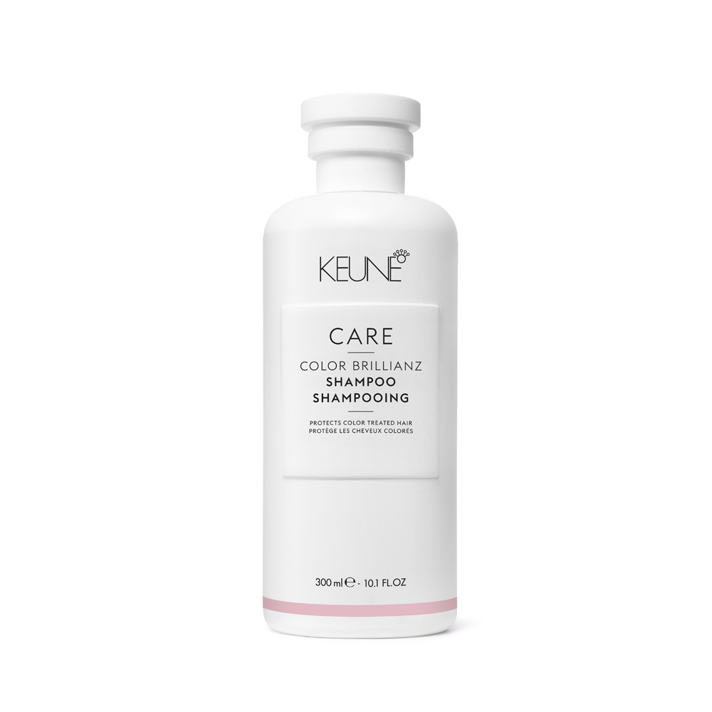 shampooing pour cheveux colores keune care color brillianz