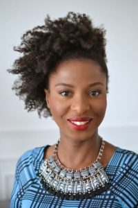 idee coiffure cheveux afro side hair