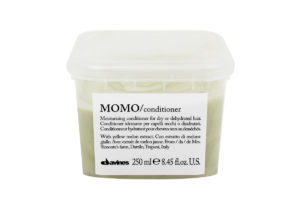 masque cheveux secs momo conditioner davines mahasoa