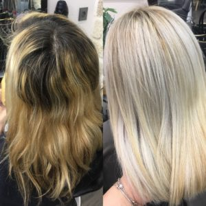 blond froid par miss mag