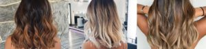 idees ombre hair tendance coloration 2018