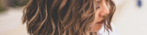 wavy hair ondulations