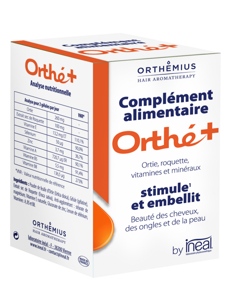 complement alimentaire orthe + orthemius