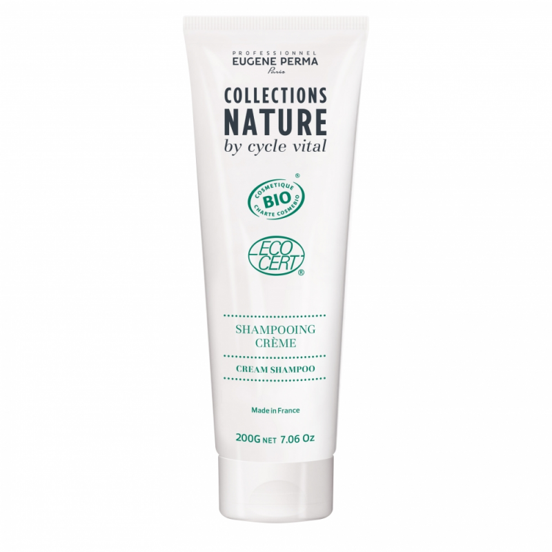 Shampooing crème bio Collections Nature by Cycle Vital eugene perma