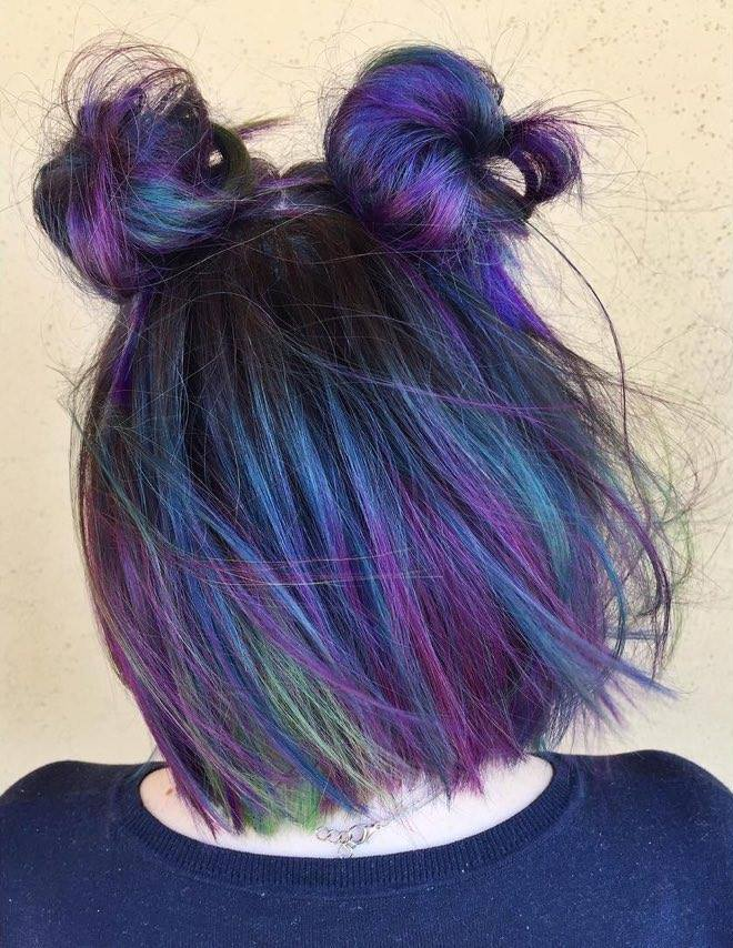 Half-Updo-and-Galaxy-Hair