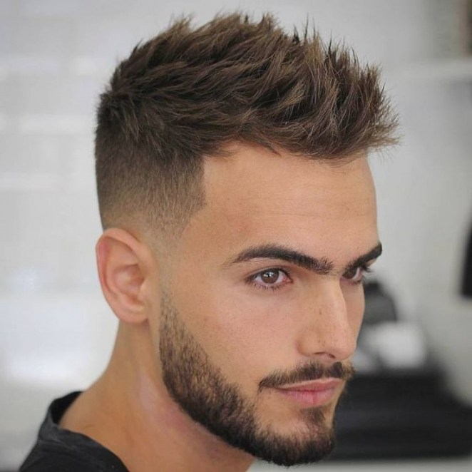 Tendance Coupe Cheveux Homme 2018 Court